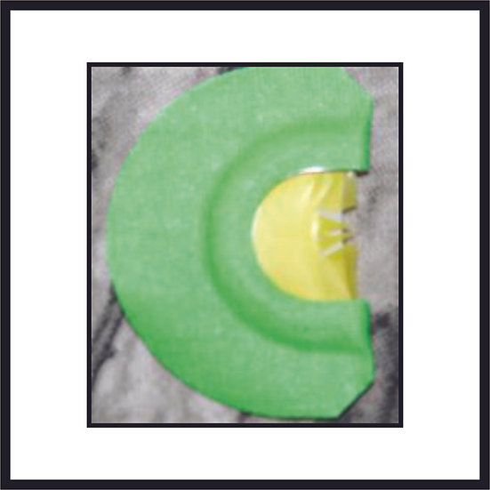 """#6 Zombie - 2.5 Reed """"ST"""" Cut Turkey Mouth Call"""
