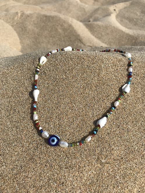 Shell Amulette