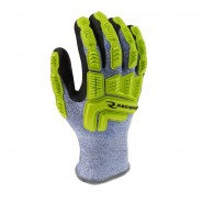 RADIANS RWG604 CUT PROTECTION COLD WEATHER COATED GLOVE
