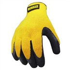 DPG70 TEXTURE RUBBER COATED GRIPPER GLOVE