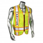 LHV-207-3G POLICE SAFETY VEST
