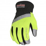 RWG100 RADWEAR® SILVER SERIES™ ALL PURPOSE SYNTHETIC HI-VIZ UTILITY GLOVE