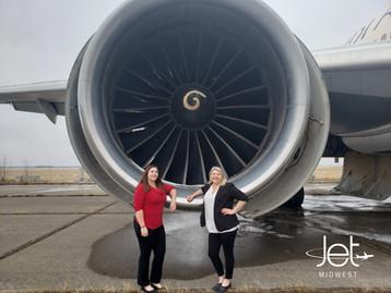 Women who soar Wednesday