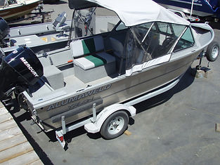 Vancouver Fishing Boat Rental