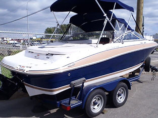 Vancouver Water Sport Boat Rental