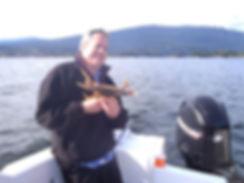 Vancouver Boat rental Crabbing