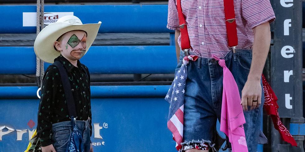 CFF Eagle Rodeo #6