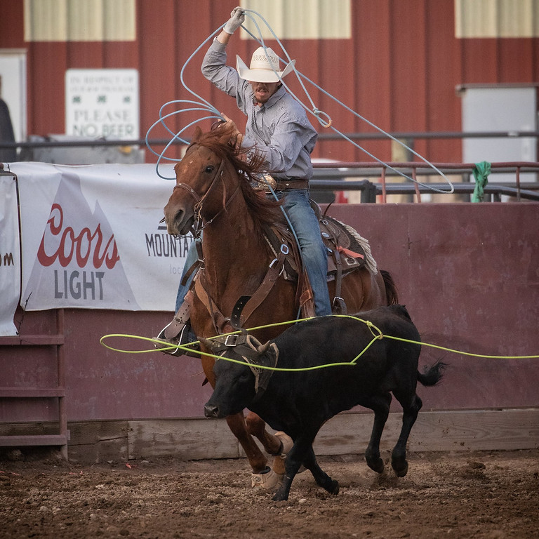 CFF Eagle Rodeo #1