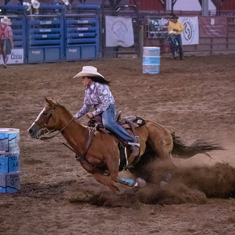 CFF Eagle Rodeo #3