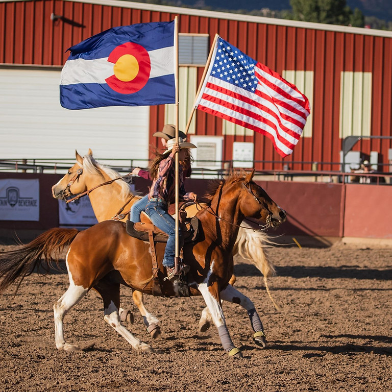 CFF Eagle Rodeo #7