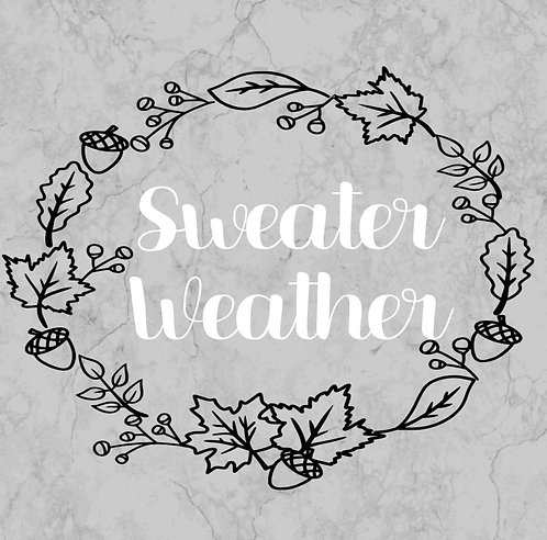 Children's sweater weather
