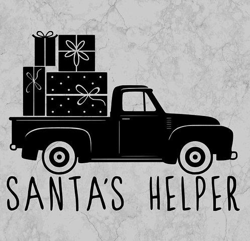 Santa's helped