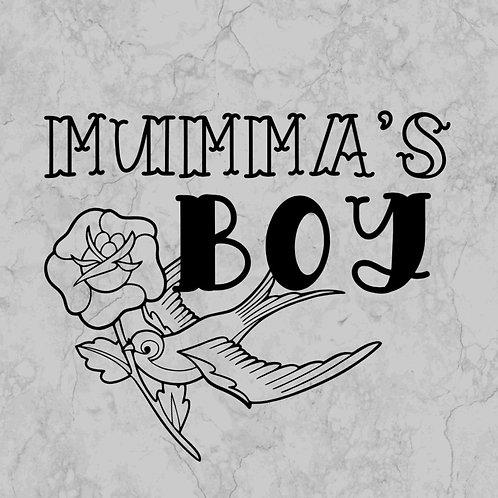 Tattoo Mumma's Boy