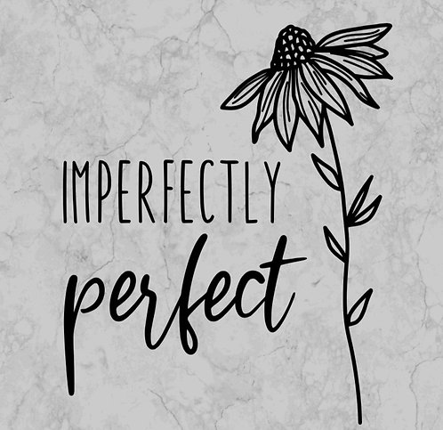 Imperfectly perfect adult