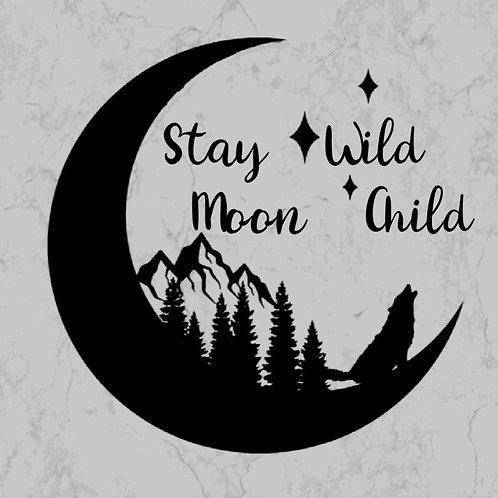 Boy moon child