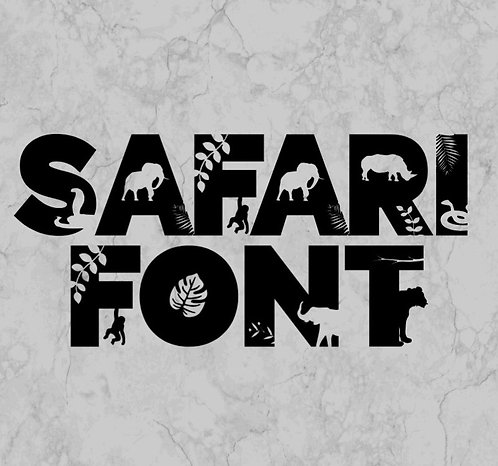 Safari font