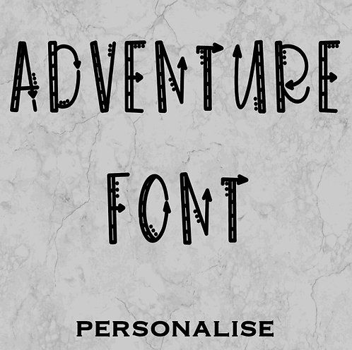 Adventure Name