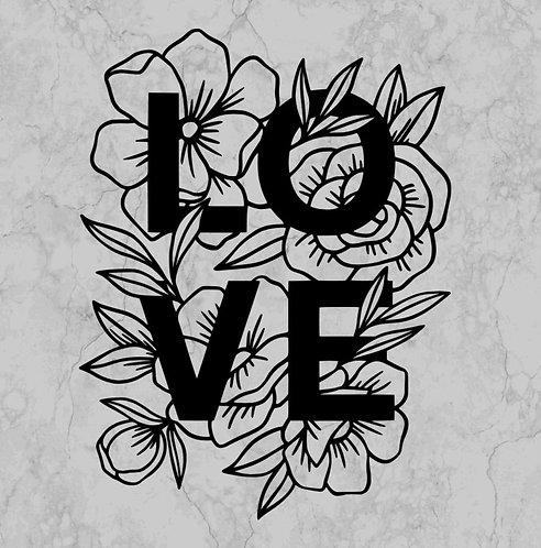Adult floral love