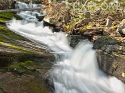 Falls on Kimball Creek