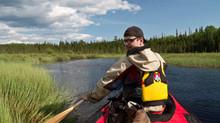 Eastsand River Canoe Route