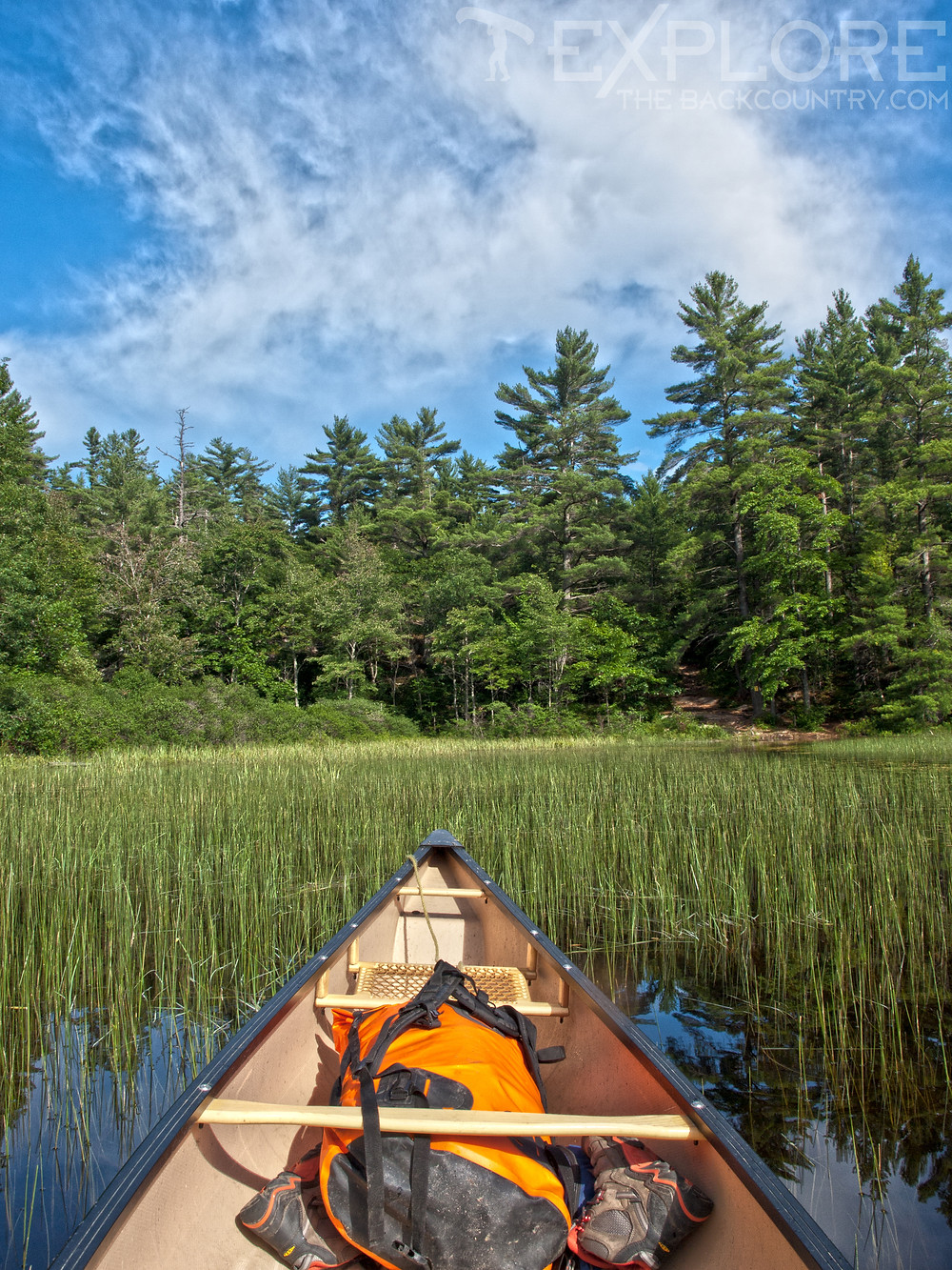 Searching for the Portage: Kawartha Highlands Signature Site