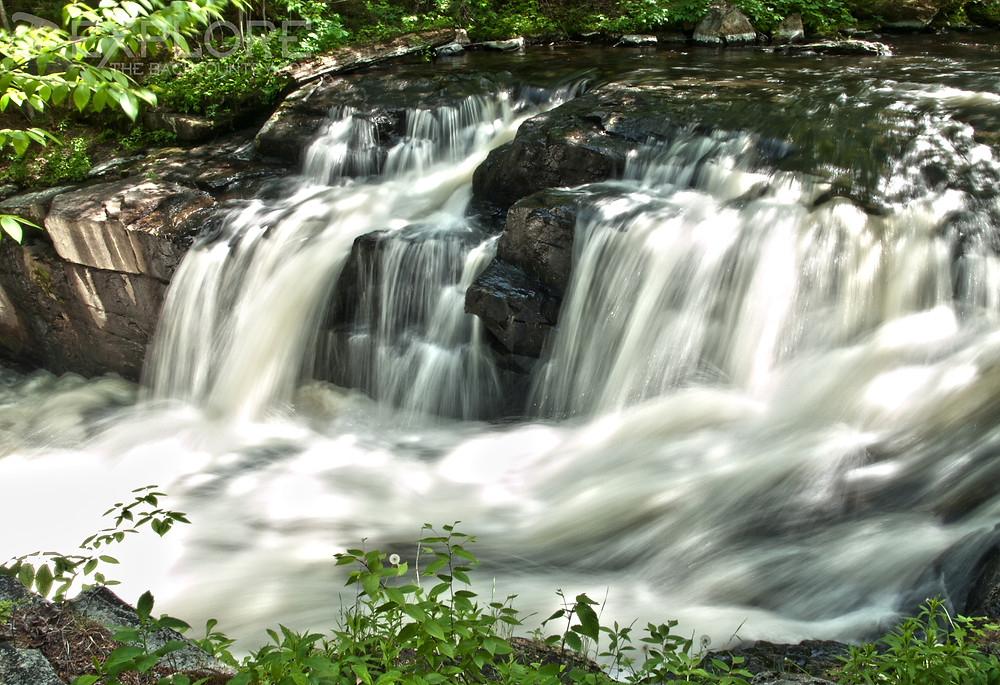 Pa's Falls: Adirondack Park