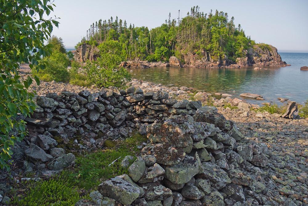 Thelarge Pukaskwa Pit.