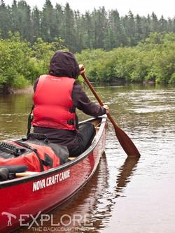 Exploring the East Wanapitei River