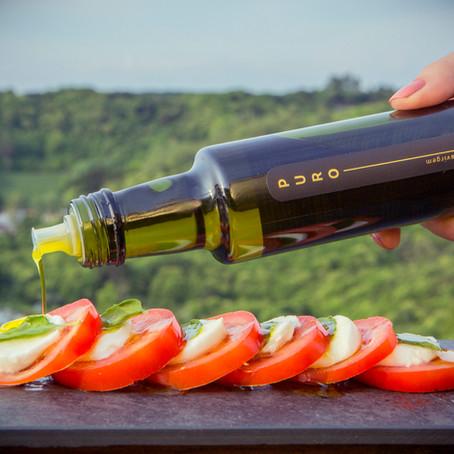 Família do Grupo Todeschini diversifica com a produção de azeite