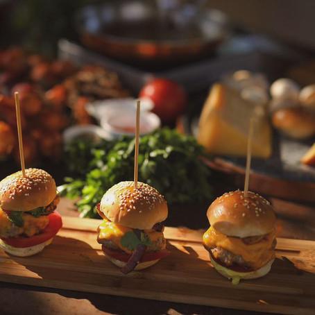 Receita para comemorar o dia do hamburguer