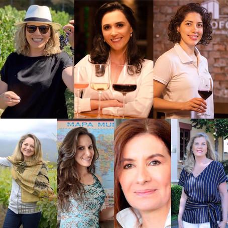 Entre Mulheres e Vinhos: ABE promove evento online e gratuito dia 31 de março