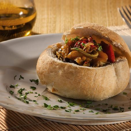 Caponata siciliana: como preparar esta delícia