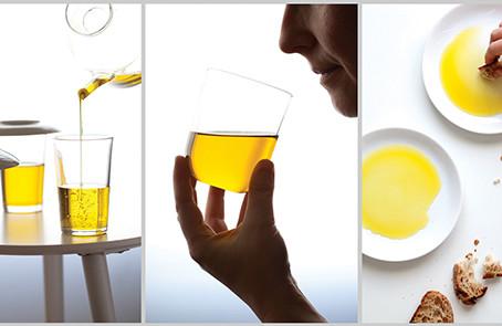 Como degustar corretamente um azeite extravirgem