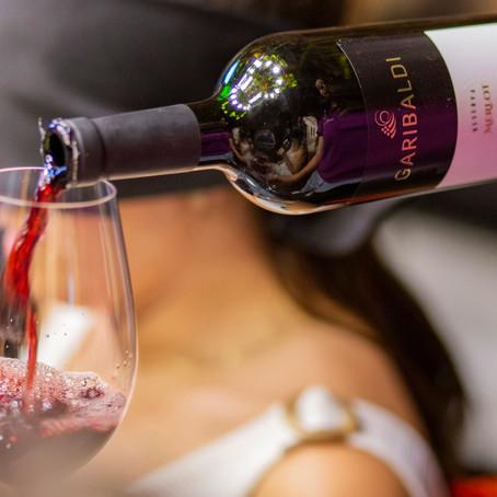 Garibaldi Reserva Merlot, um vinho com excelente custo-benefício