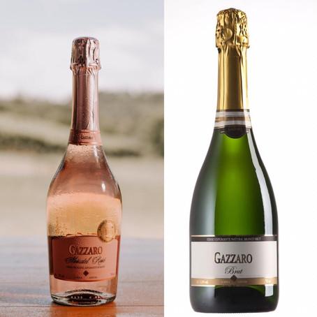 Vinícola Gazzaro: Chardonnay premiado na Europa e dois dos melhores espumantes do Brasil