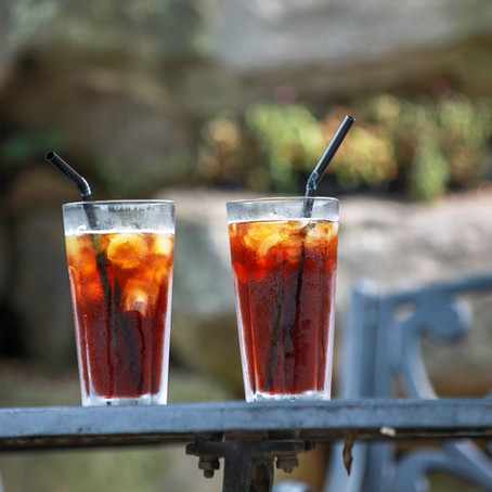 Drinks de verão com café? Isso mesmo!