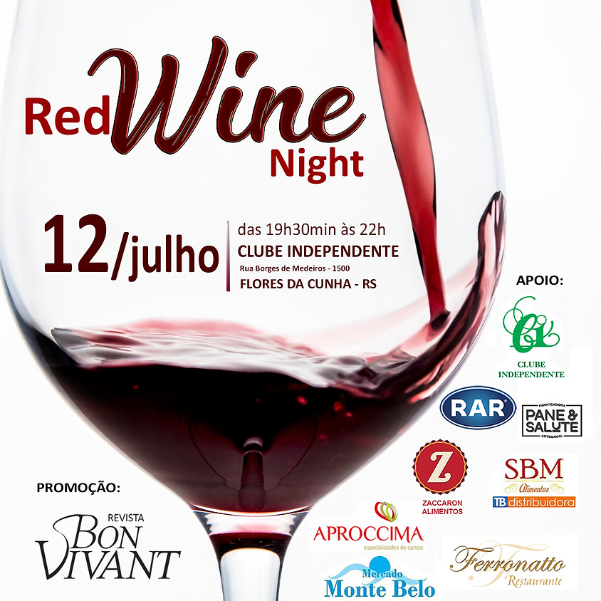 Red Wine Night