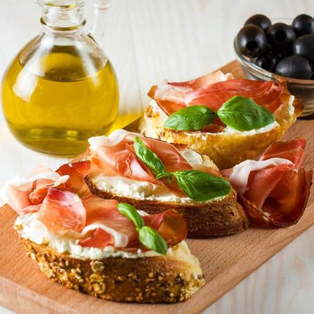 A harmonização entre o azeite e o alimento