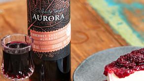 Vinícola Aurora lança vinho licoroso na versão tinta