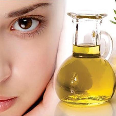 Azeite de oliva e os benefícios para a pele