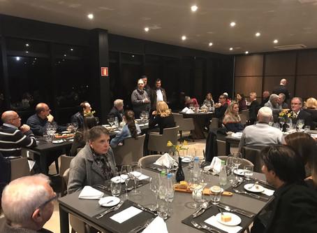 Presidentes de nove Unimeds do Rio Grande do Sul se reúnem para debater ideias efortalecer o cooper