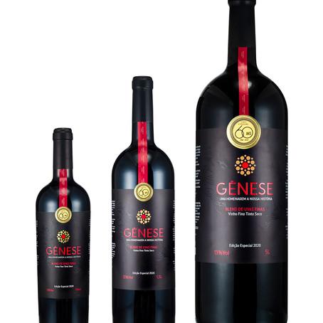 Adega Chesini lança vinho para comemorar seus 60 anos de história