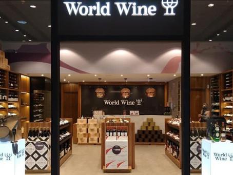 World Wine abre sua primeira loja em Florianópolis e dispõe de 1,5 mil rótulos