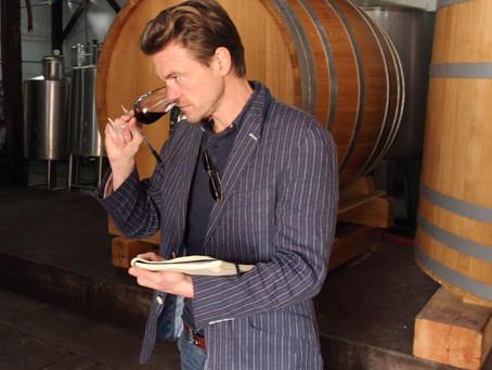 Abertas as inscrições para as Masterclass conduzidas pelo Master of Wine Alistair Cooper