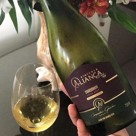 Chardonnay Aliança é destaque em concurso na França