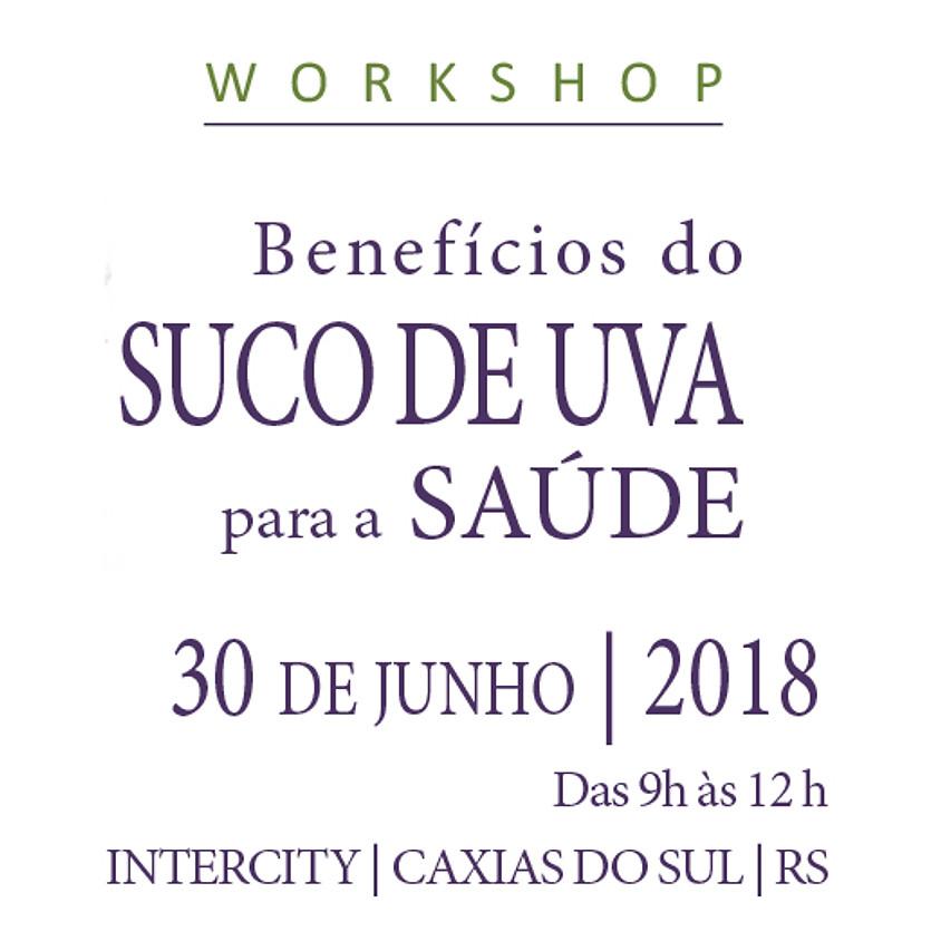 Workshop - Benefícios do suco de uva para a saúde