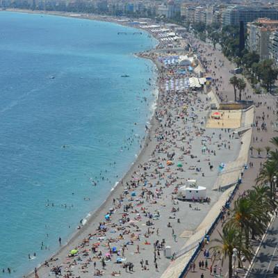 Pela França: A Costa Azul no mediterrâneo francês