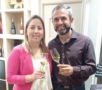 Márcia e Edvaldo Gallon