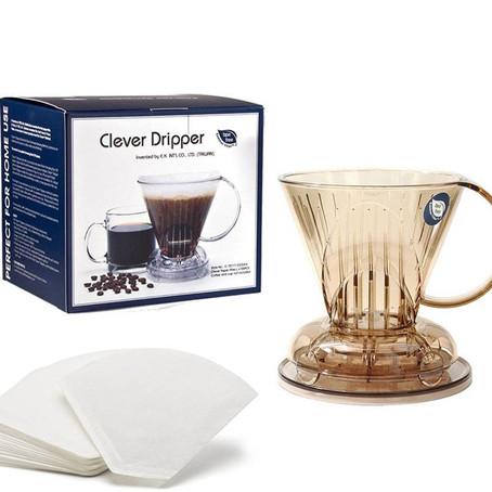 Método Clever: café limpo, intenso e prático para fazer