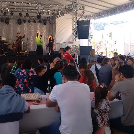 Festival de Vinhos e Gastronomia em Flores da Cunha neste domingo, dia 2 de junho